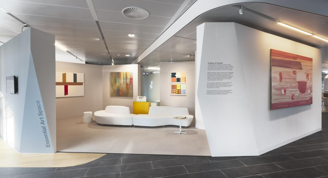AkzoNobel Art Foundation - The Netherlands