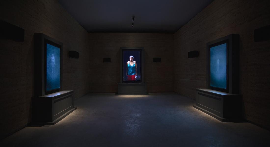 PLANTA, the innovative project promoted by the Sorigué group and the Fundació Sorigué, presents its first permanent installation with the work Ocean Without a Shore by the internationally recognised pioneer in video art, Bill Viola.